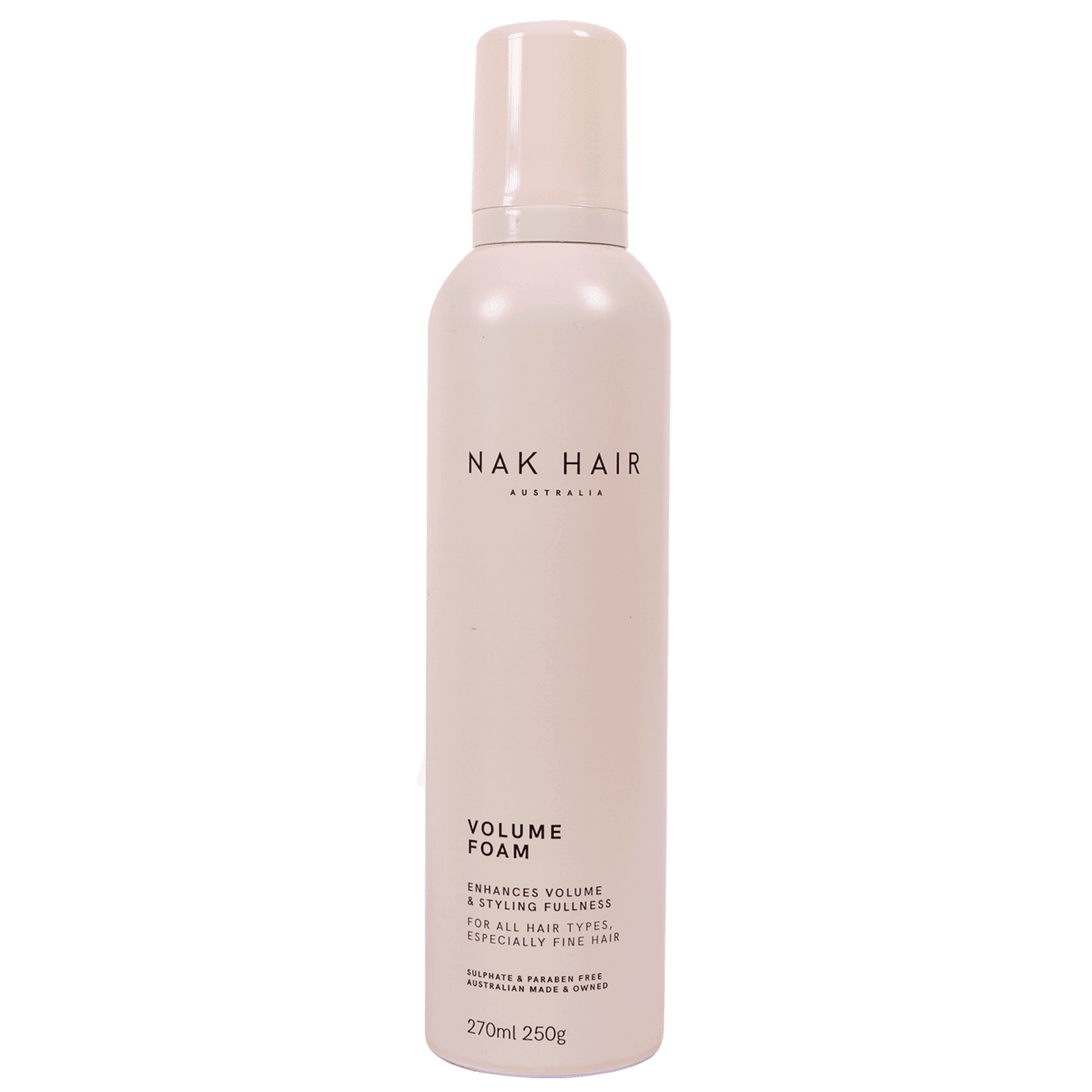 Nak Hair Volume Foam 250ml