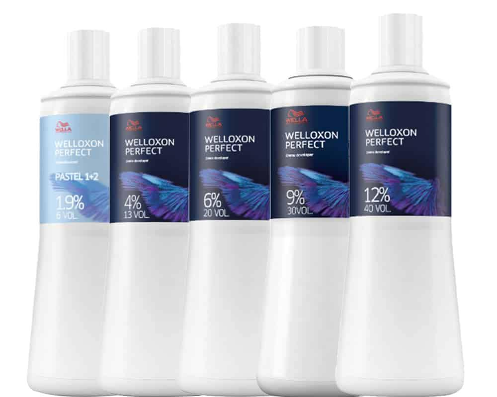 Wella Welloxon Perfect Developer 1 Litre