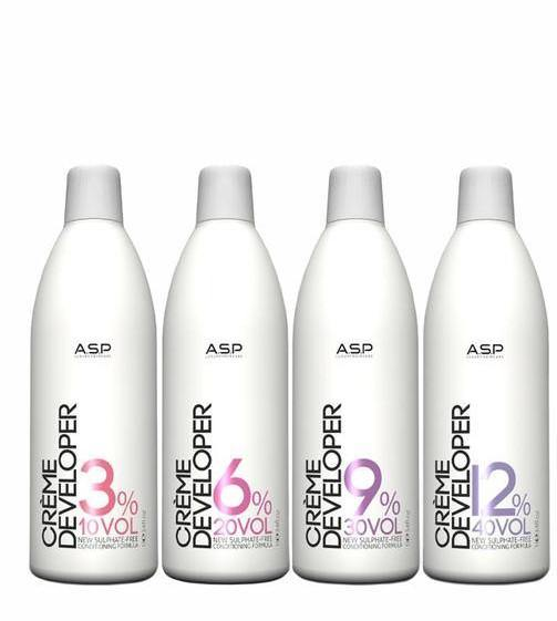 ASP Developers 1 Litre - Norris Hair & Beauty