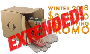Extended 2018 Free Shipping Promo on Orders $300+ Including Ammo!