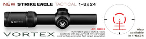 Premium Optics for Competition, Target, and Hunting