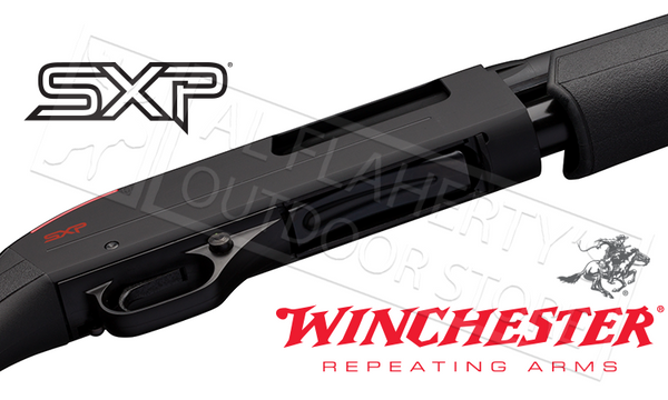 "Winchester Super X Pump Black Shadow 12 Gauge, 3"" Chamber, 28"" Barrel #512251392"