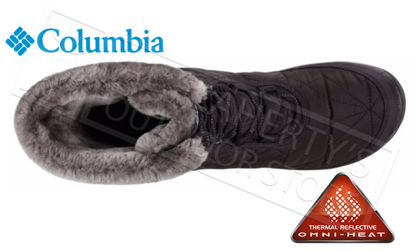Columbia Minx Mid II Boot with Omni-Heat #1554031010
