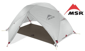MSR Elixir 2 Lightweight Backpacking Tent Fast and Light Configuration #02762