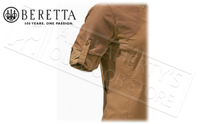 Beretta American Upland Shirt, Brown Two-Tone M-2XL #LU611T11840871