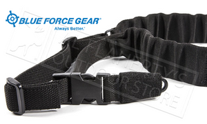Blue Force Gear UDC Padded Bungee Single Point Sling with Sling Snap Hook Adapter #UDC-