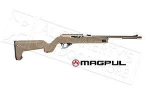 Magpul X-22 Backpacker Stock for the Ruger 10/22 FDE