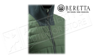 Beretta Combi BIS Jacket in Black and Green, M-XL #GU153T1419