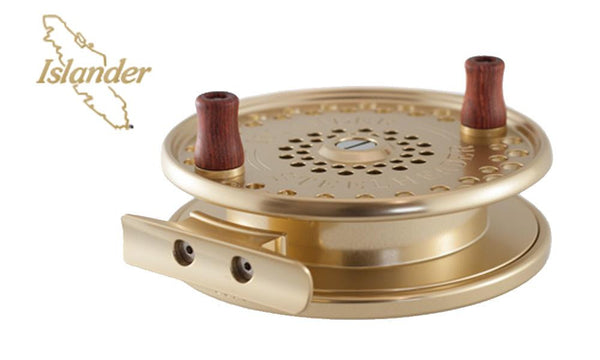 Islander Centerpin IS Float Reel