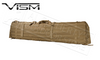 VISM Shooting Mat Backpack Rifle Case, Black Tan or Green #CVSM2913