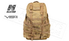 VISM Tactical 3 Day Backpack Tan #CB3DT2920