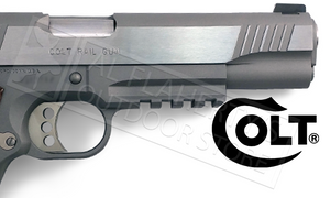 Colt Rail Gun 1911, .45ACP Government Frame #01070RG