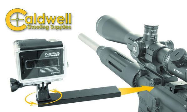 Caldwell Pic Rail Go-Pro Mount #123905