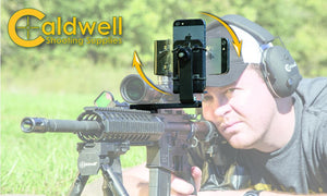 Caldwell Pic Rail Phone Mount #123906