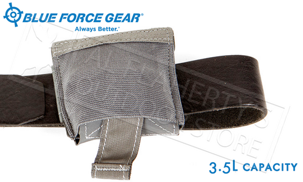 Blue Force Gear Dump Belt Pouch, Grey #BT-DP-S