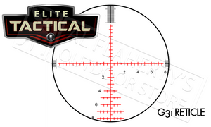 Bushnell Elite Tactical DMR IIi 3.5-21x50mm with G3i Reticle #ET36215GI