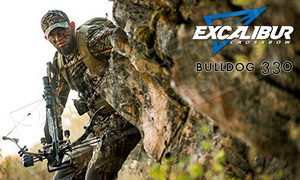 Excalibur Matrix Bulldog 330 Crossbow Package in Break-Up Country Camo #E97508