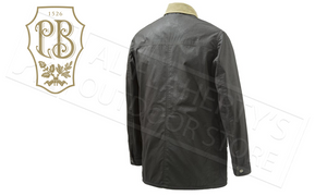 Beretta Ash Waxed Field Jacket in Brown, Italian Sizing #GU323T14070815