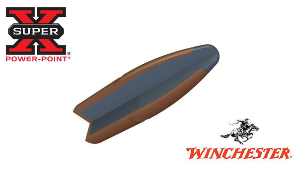 Winchester Super X, .338 Win Mag Power Point, 200 Grain Box of 20 #X3381