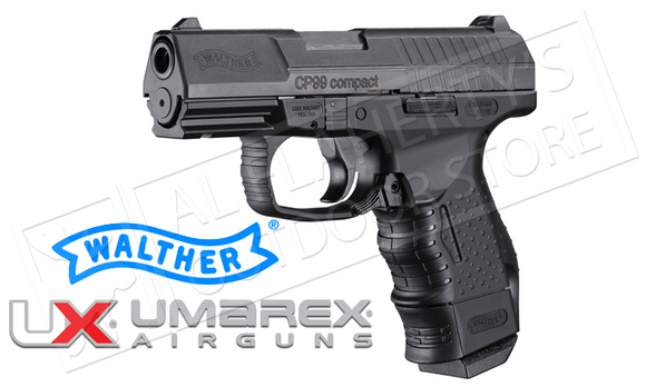 Umarex Air Pistol #2252206 Walther CP99 Compact .177 BB 340FPS