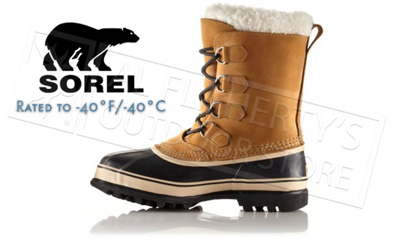 Sorel Caribou Boot - Buff - Women's #NL1005280