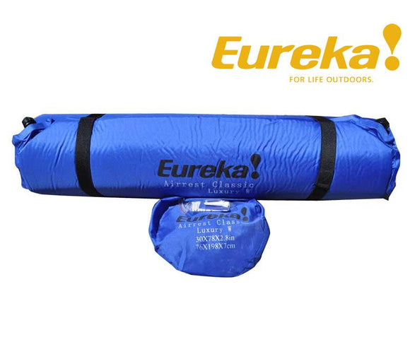 Eureka AirRest Classic Camper Self Inflating Air Mattress 25x76x2