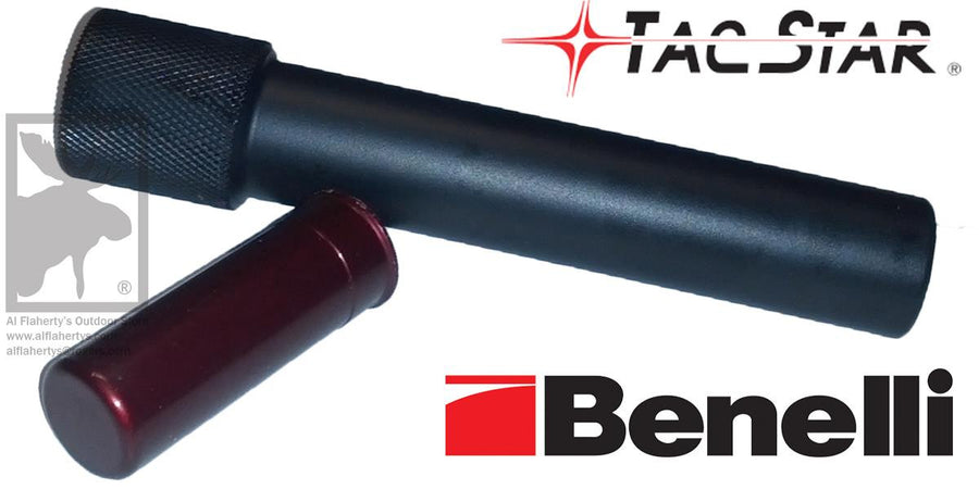 TacStar #1081188 Benelli Nova Magazine Tube Extension 7 Shot