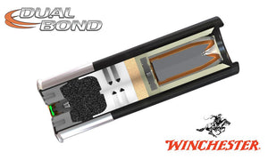 "<b>(Store Pickup Only)</b><br>12 Gauge, Winchester Supreme Elite Dual Bond Sabot Slugs, 3"", 375 Grain, 1850 fps, Box of 5 #SSDB123"