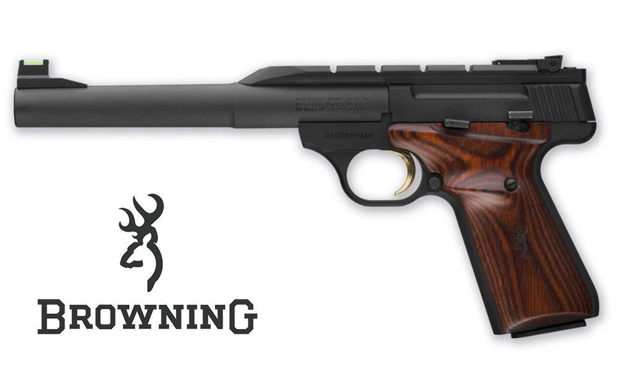 "Browning BuckMark Hunter Pistol, .22LR 7-1/4"" Barrel #051499490"