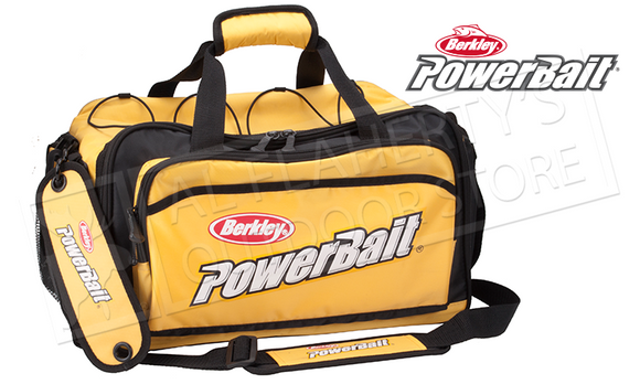 Berkley PowerBait Large Tackle Bag with 3 Tackle Trays #BATBLFW