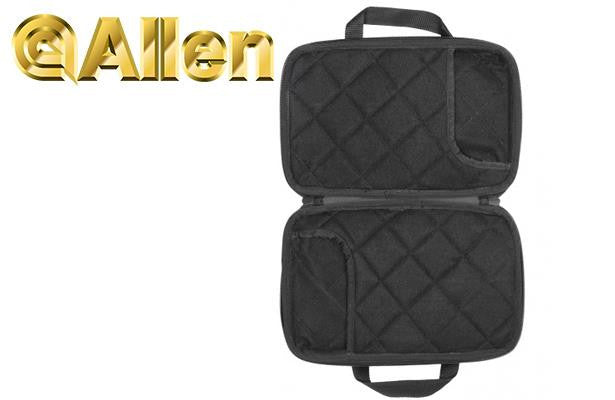 Allen Double Pistol Attache Case 7620