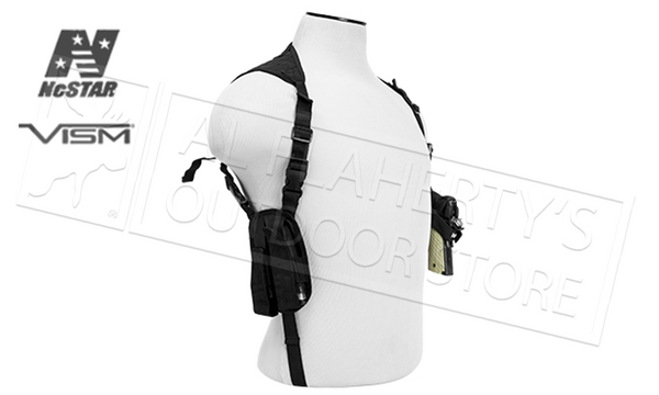 VISM Double Shoulder Holster #CV2909