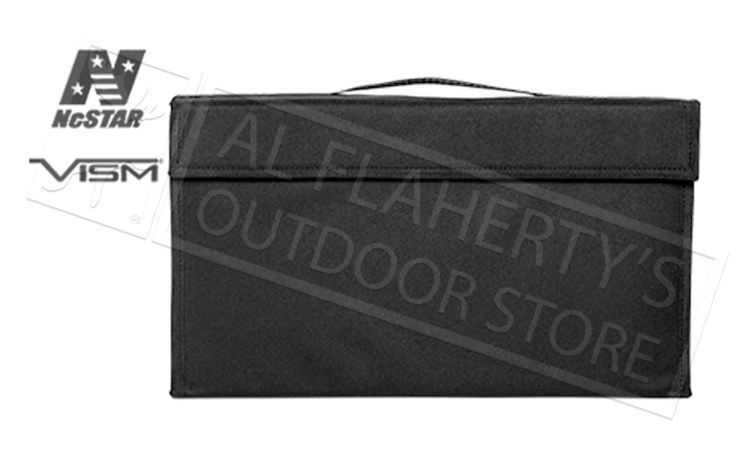 NcStar VISM Magazine wallet for Pistol and Rifle #CMW2937B