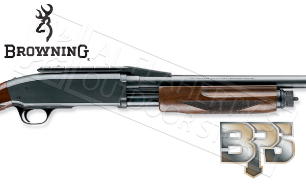 Browning BPS Rifled Deer Hunter 12 Gauge 20 Gauge