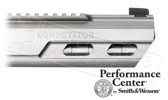 "Smith & Wesson 686 Competitor 6"" Weighted Barrel .357 #170319"