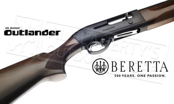 Beretta A300 Outlander Shotgun Walnut Stock #J3OTC18