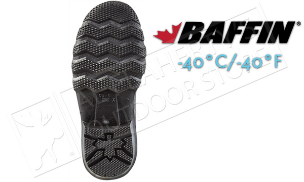 Baffin Footwear Hunter Boot #8562 -40F -40C Rated