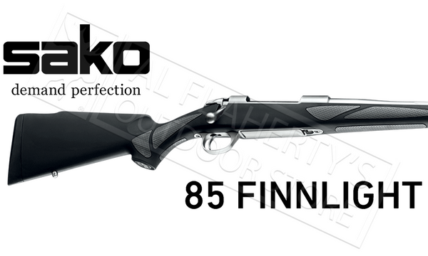 Sako 85 Finnlight Hunting Rifle Fluted Barrel Bolt-Action