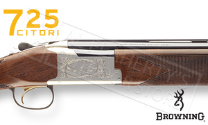 Browning Shotgun Over-Under 725 Citori Feather