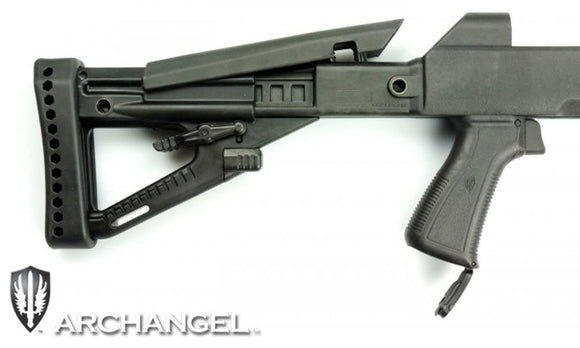 Archangel AASKS Composite Stock for SKS Rifles #AASKSBLK