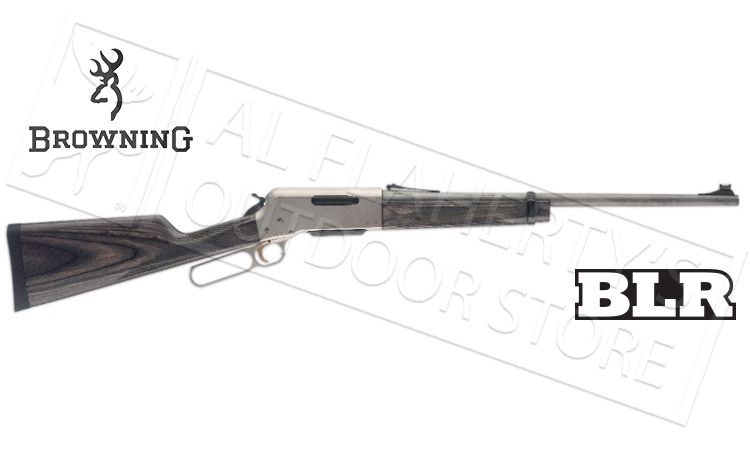 Browning Rifle BLR Lightweight '81 Stainless TakeDown #0340151