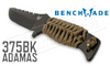 Benchmade 375 Adamas Fixed Blade by Sibert #375BK