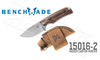 Benchmade 15016-2 Hidden Canyon Hunter Fixed Blade Skinner