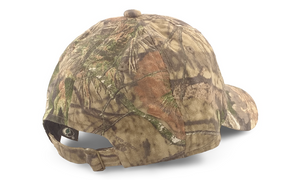 Al Flahety's Promotional Hat in Mossy Oak Camo