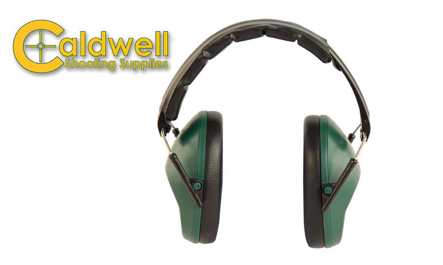 Caldwell Range Muff Low Profile Hearing Protection, NRR 25 #498024