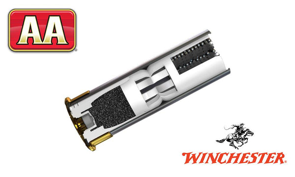 "<b>(Store Pickup Only)</b><br>12 Gauge, Winchester AA Super-Handicap, #8, 2-3/4"", 1-1/8 oz., Case of 250 #AAHA128 - Case"