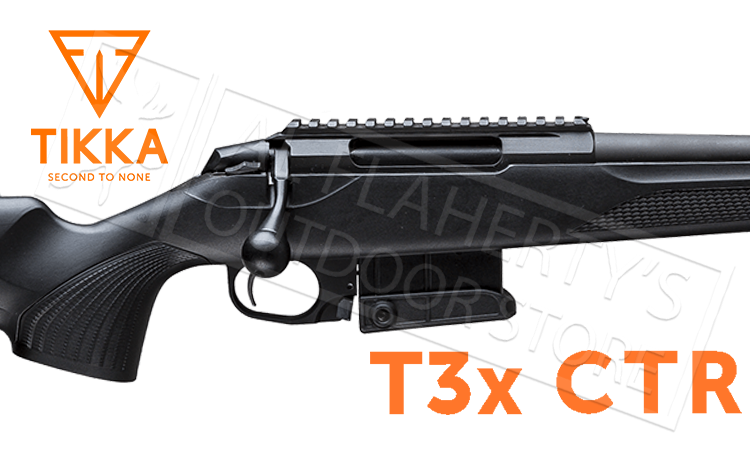 Tikka T3X CTR Rifle, 6.5 Creedmor or 308 Win #TF1T