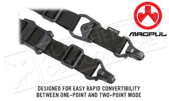 Magpul #MAG514-FDE MS3 Gen2 Sling, Single-Point Two-Point Adjustable