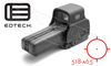 EoTech 518 Holographic Sight with QD Mount and Side Controls #518-A65