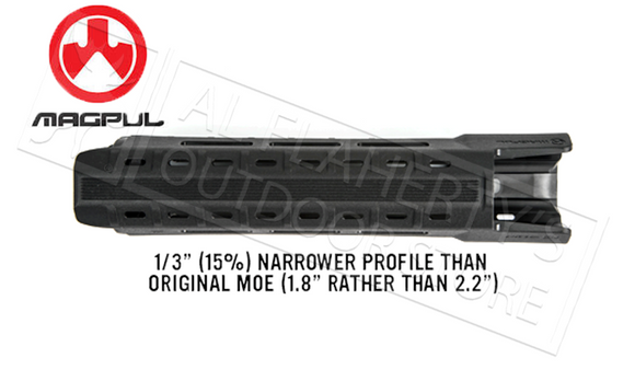 MAGPUL #MAG538 MOE SL Hand Guard, Carbine-Length FDE or Black